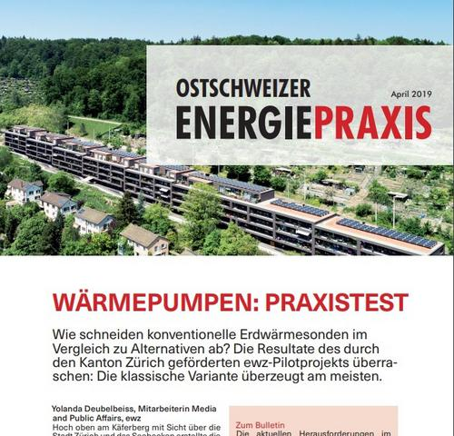Ausgabe April 2019 - EnergiePraxis-Bulletin